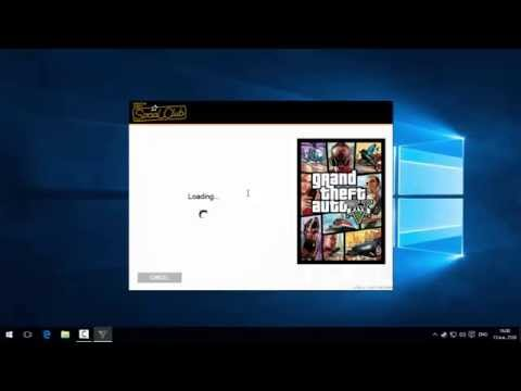 GTA V PC *how to Fix* Social club infinite loading