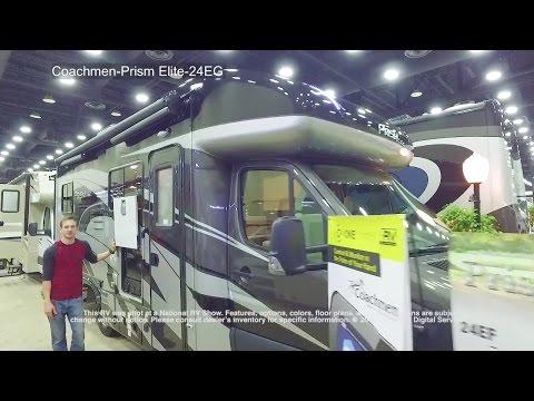 Coachmen-Prism Elite-24EG - YouTube