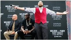 Boxen: Klitschkos Wikipedia-Profil von Tyson Fury manipuliert