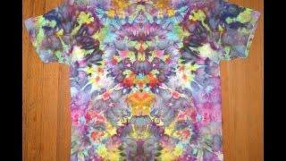 Secrets of Tie Dye: Psychedelic Mindscape (Part I)