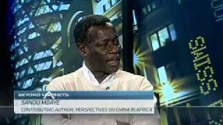 China's Grown Engagement In Africa With Sanou Mbaye