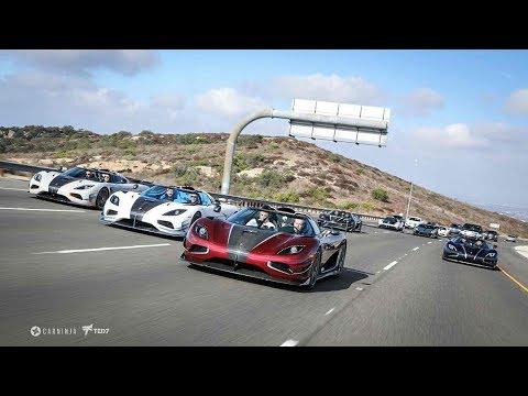Riding In The WORLD RECORD Koenigsegg!