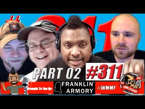 Podcast #311b -Gunstreamer Announcement: What Is Contributus? Hank Strange WMMF Podcast