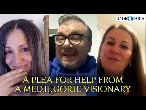 Medjugorje visionary, Jakov Colo, pleads with the world for help. Medjugorje needs you.