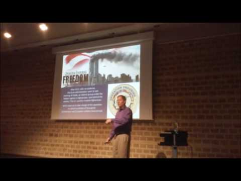 Scandinavia and the War on Terror with Christopher Bollyn - Randers Library - 2-6-2017