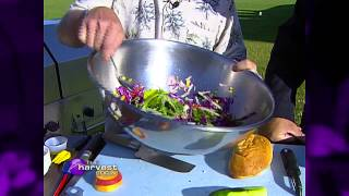 The Harvest Show | Cooking With Randy Z | 8/27/2014