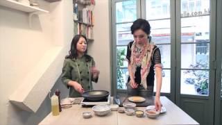 ELLE X Green Monday Recipe:「黑椒煎豆腐」