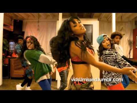 Down In The DM Dance Video (High Quality) - KeKe Palmer