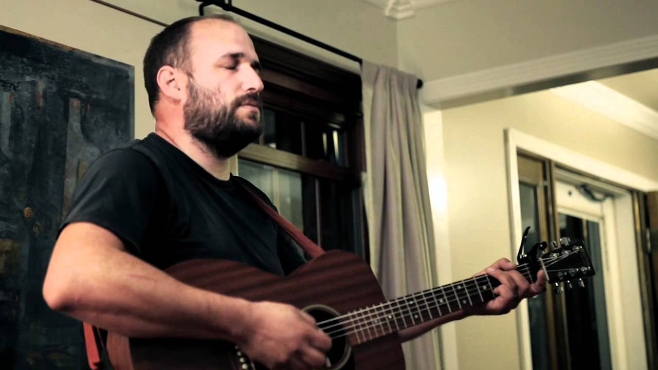 David Bazan: Strange Negotiations (Living Room Show) Part 66