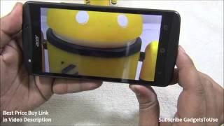 Acer Liquid E700 Review Videos