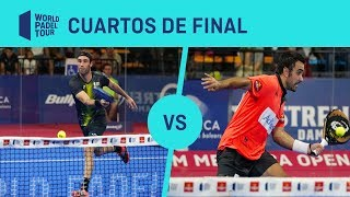Resumen Cuartos de Final Botello/Ruiz Vs Galán/Lima Estrella Damm Menorca Open | WPT