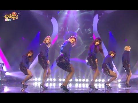 [HOT] AOA - Miniskirt, 에이오에이 - 짧은 치마, Show Music core 20140201