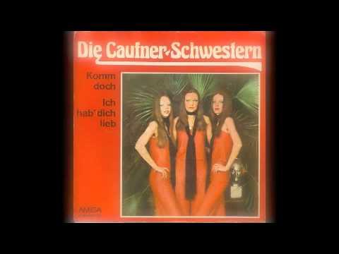 Die Caufner Schwestern - Komm doch (disco, East Germany, 1978)