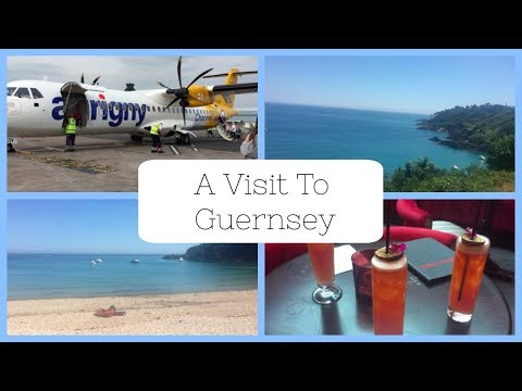 A Visit To Guernsey | Being Hannah