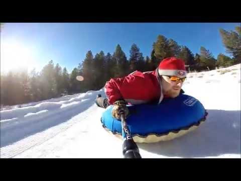 Snow Tubing at Idaho X-Sports in Garden Valley, Idaho