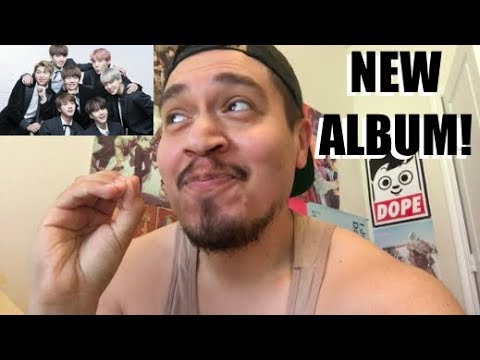 BTS NEW ALBUM MAY 18 Love Yourself Tear!