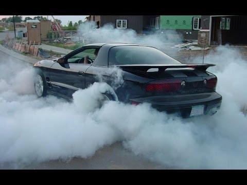Top 5 Burnout Fails Compilation [ Destroying Cars ] - 2014