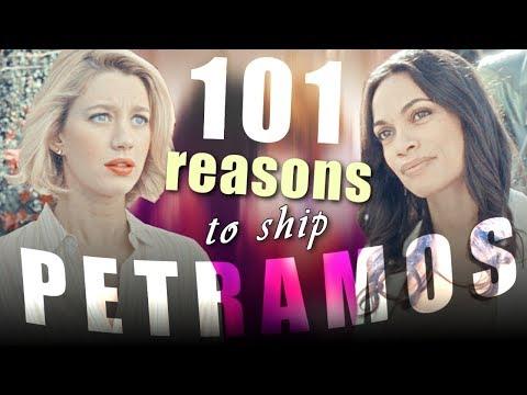 101 Reasons to ship PETRAMOS