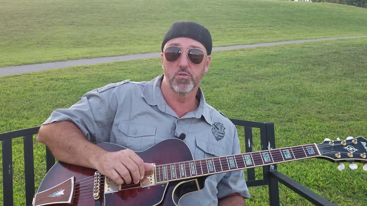 Musician spotlight: Michael Baggett