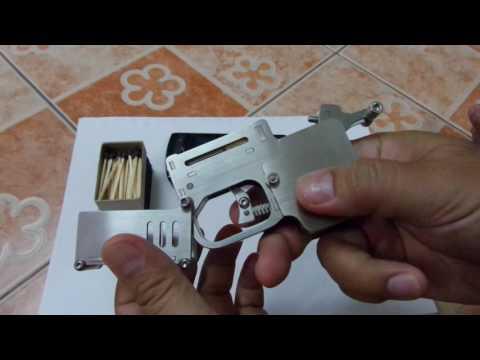 ปืนไม้ขีดไฟโฮโซ Transformer 3.0  ร้านกอไก่ 081-2769315  www.facebook.com/korkaishop