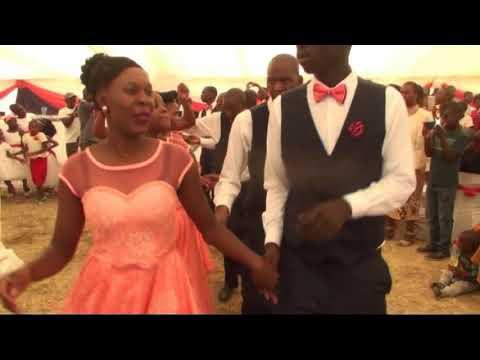 simba & ellen mudzviti  wedding  reception 1 of 4