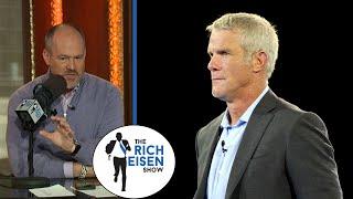 Brett Favre Thinks Aaron Rodgers 'will Finish Career Somewhere Else' (FULL INTERVIEW) | NBC Sports