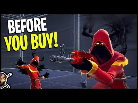 CLOAKED SHADOW - Back Bling Combinations - Before You Buy - Fortnite