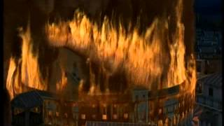 incendio di Roma 64 dc imperatore Nerone