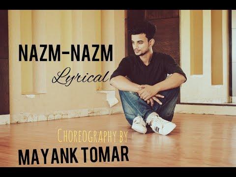 Dance on- Nazm Nazm - Lyrical♥️ | Bareilly Ki Barfi | Kriti Sanon, Ayushmann Khurrana | mayank tomar