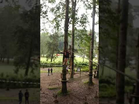 Bali Treetop Adventure Park - Ziplining