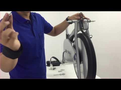 Air Bike วิธีการประกอบเครื่องออกกำลังกายจักรยาน