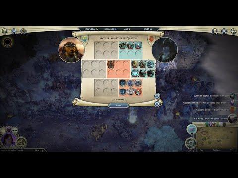Age of Wonders III TheoTiegran VS FrostlingWarlord |