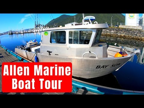 Allen Marine Fishing Boat Tour