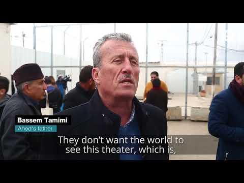 Palestinian Teenager Ahed Tamimi's Trial Begins