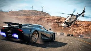 Need For Speed Payback - Highway Heist but the Regera is swapped to the MacAttack Truck  watch full