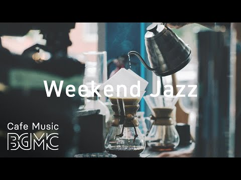 Weekend Jazz - Winter Coffee Music - Jazz Hiphop & Slow Jazz