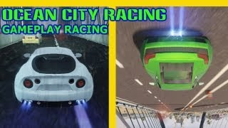 Ocean City Racing Gameplay Racing PC HD