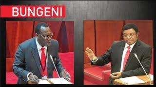 """MBOWE AMBANA WAZIRI MKUU BUNGENI - """"UNANIPA MAJIBU MEPESI SANA"""""""