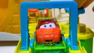 Disney Cars - Japan train color change, toys whose color changes with temperature!