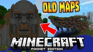 oldest maps in mcpe temple of notch more minecraft pe pocket edition
