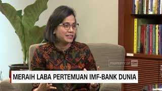 Sri Mulyani: Rupiah Anjlok Untungkan Ekspor Indonesia #InsightwithDesiAnwar (5/5)