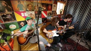 Hippo Campus: Way It Goes | Peluso Microphone Lab Presents: Yellow Couch Sessions
