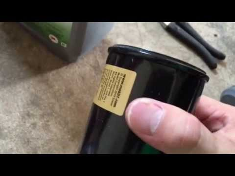 Honda CR-V 2015 EX-L Oil and Oil Filter Change, Do it Yourself