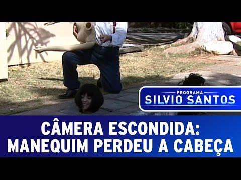 Câmera Escondida: Manequim perdeu a cabeça