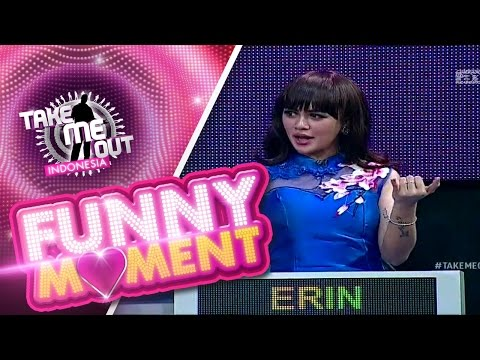 Bawa Erin ke pelaminan dong Bang! - Take Me Out Indonesia