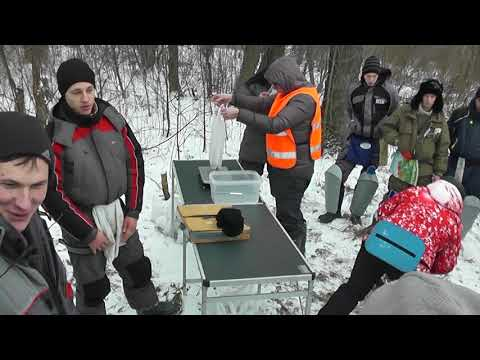 Мормышка Чемпионат Владимирской области 2018