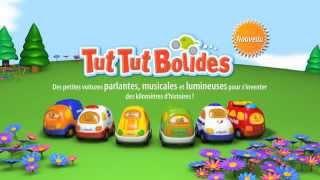 TUT TUT BOLIDES de VTech -Badbouille