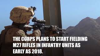 M27 Infantry Automatic Rifles thumbnail