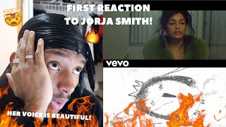 """FIRST REACTION TO JORJA SMITH   """"The One"""" & """" A Prince ft. Maverick Sabre"""" (Part 2)"""