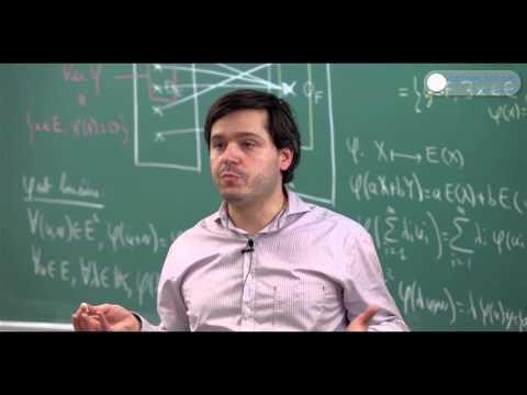 Applications linéaires. Cours prépa HEC, math sup, math spé